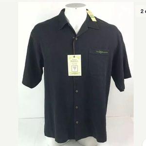 RARE NEW Tommy Bahama Hawaiian Silk Camp Shirt